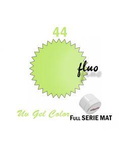 FullColor Mat  Giallo fluo n.44
