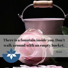 #rumi  #quote #inspirationalquote #inspiration #wisdom #truth #florencewitt #nourishednow