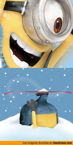 Minion - Christmas is almost here!