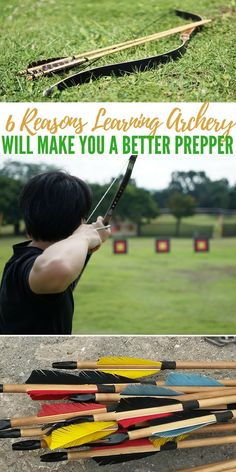 6 Reasons Learning Archery Will Make You a Better Prepper