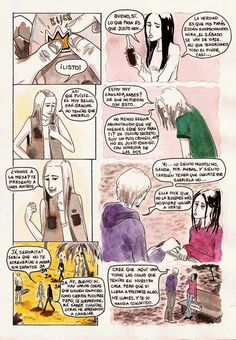 Memorias de una dibujante responsable y otros cuentos sobre Superchicas.: Ruégame Página 3