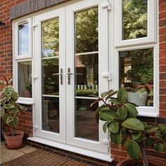 Duraflex uPVC Casement Windows from GFD Homes to suit any home, from the classic styles to the more modern we can help! Available as Supply Only or Fully Fitted, talk to us now! The Duraflex uPVC Casement Windows from GFD Homes perfectly compliment o Upvc Patio Doors, Double Patio Doors, Exterior Patio Doors, Casement Windows, Kitchen Patio Doors, Patio Windows, Upvc French Doors, Glass French Doors, French Windows