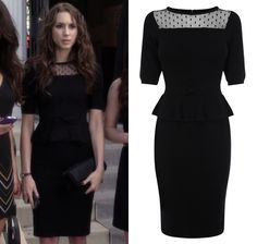 Christin Michaels - Sophea Lace Dress (Black)- funeral attire ...