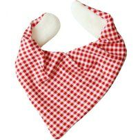Gingham Bandana Bib By Lima Bean  http://www.thechildrensdepartment.com.au/store/pc/Bandana-Bib-Red-Gingham-by-Lima-Bean-36p1173.htm