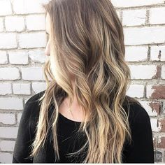Dark natural blonde. Color by @hairbymisscarter #hair #hairenvy #haircolor #blonde #highlights #balayage #newandnow #inspiration #maneinterest