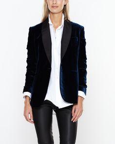 7dbfc4455db 9 bästa bilderna på Kavajer | Blazers for women, Ladies blazers och ...