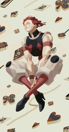 #Hunter x Hunter | #HXH | #Hisoka | Anime | Manga