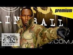 Olympic gold medal sprinter Usain Bolt plays paintball with delta force | Delta Force Paintball | Delta Force Paintball #paintball #videos #celebrity