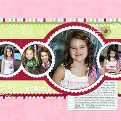 Nine - Club CK - The Online Community and Scrapbook Club from Creating Keepsakes