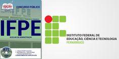 Promoção -  Apostila IFPE Auxiliar Administrativo  #concursos