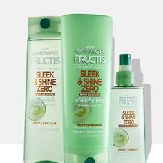 Check out this cool new freebie being promoted and hosted by Garnier, right on their website. You can claim a free sample 3 pack of their Sleek & Shine Zero shampoo, conditioner and leave-in treatments. Just visit the site, linked below, and fill out the form with your mailing info. Keep in mind that this… Read More »