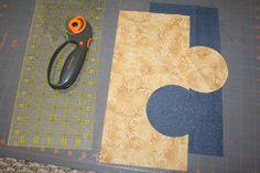 Dice bag sewing pattern