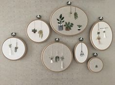 "1,056 Likes, 28 Comments - Merryday365_embroidery (@merryday365) on Instagram: "". #행잉플랜트 수놓을수록 집을 진짜 초록이로 채우고 싶어요 . . 행잉플랜트 수놓기 원데이클래스 모집중 입니다 :-)…"""