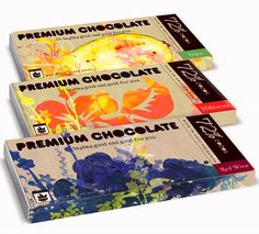 creative chocolate packaging - Google Search