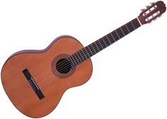 Types of Acoustic Guitar Spanish