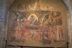 Archivio Digitale Italiano - Affreschi dell'abbazia di santa Maria di Cerrate, 1a