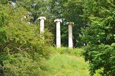 Columns Storm King Art Center, Hudson Valley, Columns, Acre, Fields, New York City, Sculptures, Outdoor Structures, Landscape