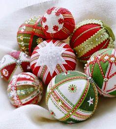 mykonos ticker: 60+1 Ιδέες για να φτιάξετε μόνες σας, Χριστουγεννιάτικα στολίδια