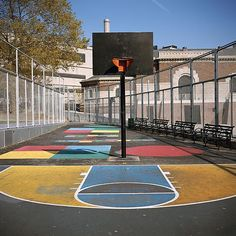 Thirthy Four Basketball Courts  A book by Charles Johnstone ( http://www.charlesjohnstonephotography.com )