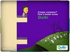Fear is a choice, so is Homes at Quikr