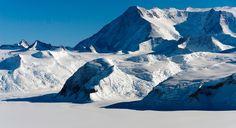 Montañas de la Antártida podrian contener diamantes