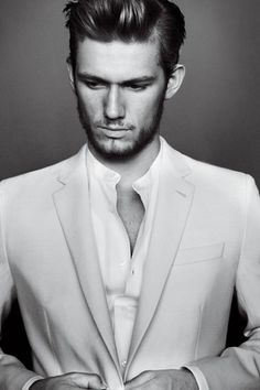 Alex Pettyfer ...this dude is like a cross between Ryan Phillippe and David Beckham...ridiculous