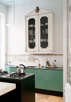 11 Ways to Add a Little Shine to Your Kitchen | Apartment Therapy