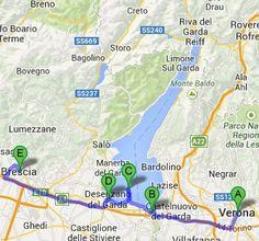 Bus timetables Lake Garda | Visitgarda Verona, Italian Party, Der Bus, Lake Garda, Planer, Italy, Holiday, Voyage, Vacation