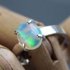 Luxe Welo Opal Heart & Soul Ring 02