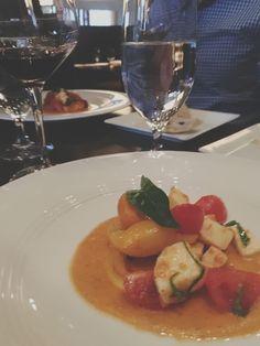 caprese at Radio Milano | Adventures in a New(ish) City #houston #texas #food #foodblogger #newishcityHOU