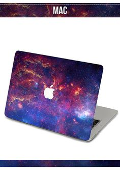 Galaxy MacBook decals laptop skins by wallinspired on etsy. Make international shipping easier with Borderlinx.