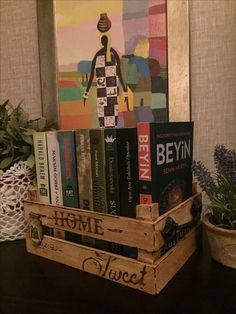 Kasadan kitaplık #woodcraft #ahsapboyama