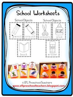 ESL/EFL Preschool Teachers