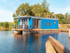 The Boathouse: a new definition to lakefront living! Water House, Boat House, Water Life, Shanty Boat, Haus Am See, Plywood Boat Plans, Lakefront Property, Boat Lift, Floating House
