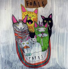 Foals - Tapes at Discogs