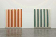 Daniel Buren (b. 1938) #stripes #striped