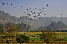 A selection of the things to do around Hpa-an in southern Burma (Myanmar).