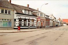 Van de Spiegelstraat Goes (jaartal: 1980 tot 1990) - Foto's SERC