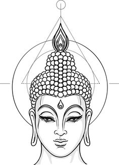 - You are in the right place about (notitle) Tattoo Design And Style Galleries On The Net – Are The - Buddha Drawing, Buddha Painting, Buddha Art, Cool Art Drawings, Pencil Art Drawings, Art Drawings Sketches, Mandala Art Lesson, Mandala Drawing, Buddha Tattoo Design
