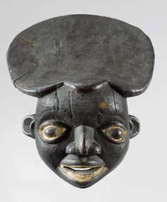 Africa | Mask from the Grassfield Cameroon | Wood | ca. 1970