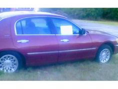 Forsale 1998 town car