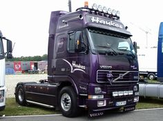 VOLVO FH12 .4X2 - TRUCK