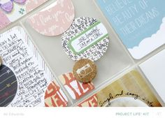 Project Life® 2014 | Week Eight (Studio Calico Project Life® Kit)