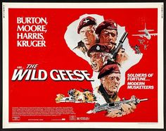The Wild Geese- my favorite film!