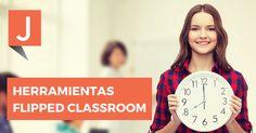 Flipped Classroom. ¡Descubre mis 5 herramientas preferidas!