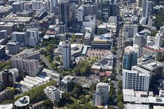 Aotea birds eye view
