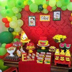 Festa de 1 aninho no tema Magali Baby #festamagalibaby #festamagali #festamenina #festainfantilrj #docafestasinfantis #docafestaseeventos