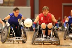 International Wheelchair Rugby Federation : Photo Gallery