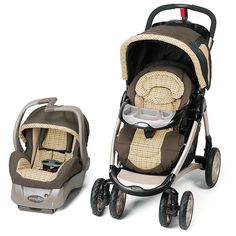 Baby Strollers and Car Seats | My Family Fun - Baby Car seat and stroller