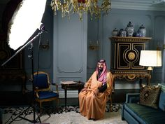 Crown Prince Mohammed bin Salman Talks to TIME About the Middle East, Saudi Arabia's Plans and President Trump King Salman Saudi Arabia, Saudi Arabia Prince, Ksa Saudi Arabia, Saudi Arabia Culture, Saudi Men, Prince Mohammed, Twitter Header Photos, Arabic Art, Baby Education